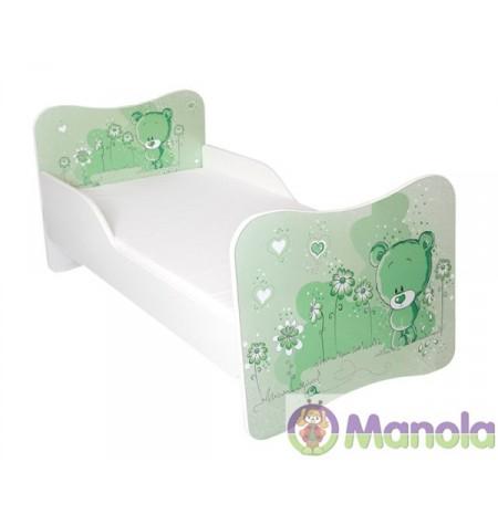 Manola A Green Bear gyerekágy