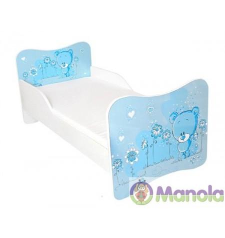 Manola A Blue Bear gyerekágy