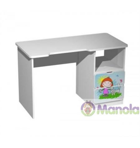 Manola Kislány íróasztal