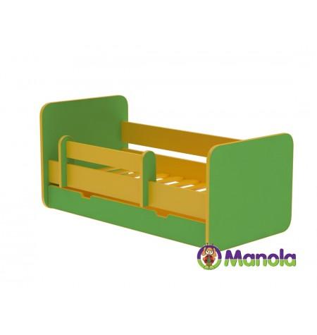 Manola C Sun prémium ágyneműtartós gyerekágy