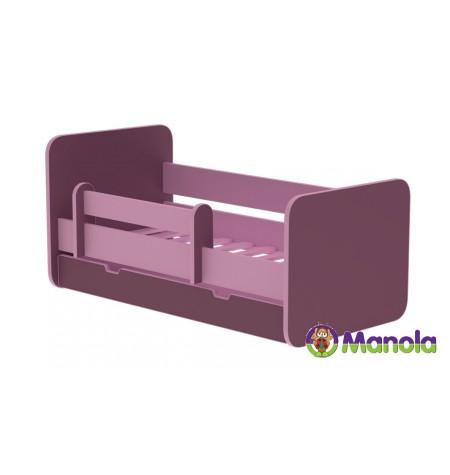 Manola C Viola prémium ágyneműtartós gyerekágy
