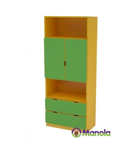 Manola C Sun MB gyerekszoba szekrény
