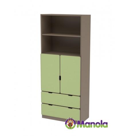 Manola C Oliva MB gyerekszoba szekrény
