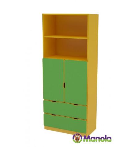 Manola C Sun DB gyerekszoba szekrény