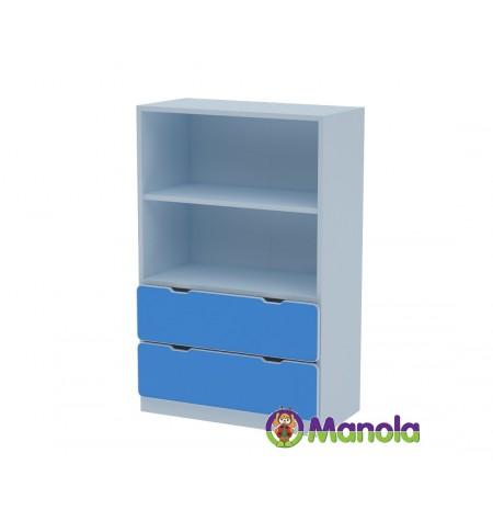 Manola C Blue SL gyerekszoba szekrény