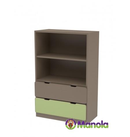 Manola C Oliva SL gyerekszoba szekrény