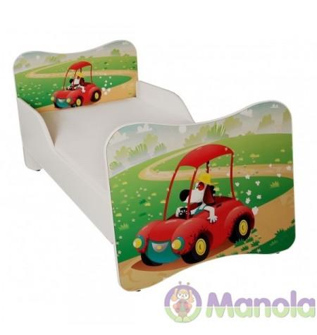 Manola A autós gyerekágy