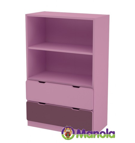 Manola C Viola SL gyerekszoba szekrény