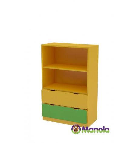 Manola C Sun SL gyerekszoba szekrény