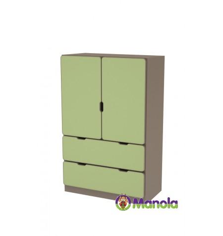 Manola C Oliva UL gyerekszoba szekrény