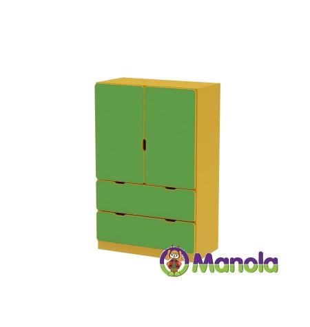 Manola C Sun UL gyerekszoba szekrény