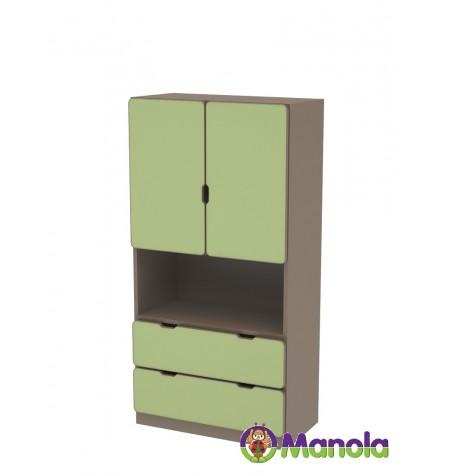 Manola C Oliva UM gyerekszoba szekrény