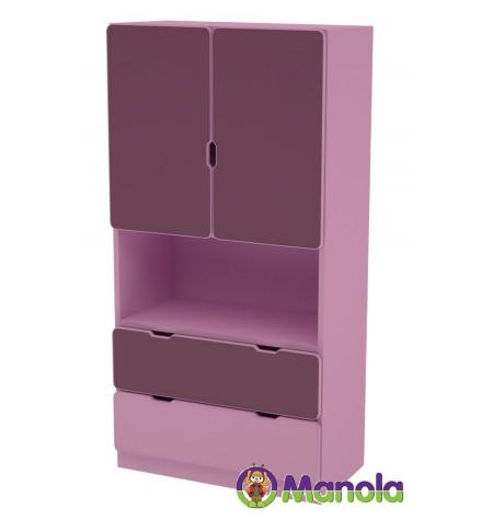 Manola C Viola UM gyerekszoba szekrény
