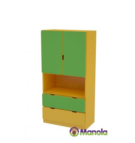 Manola C Sun UM gyerekszoba szekrény
