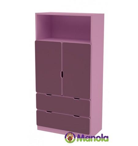 Manola C Viola DM gyerekszoba szekrény