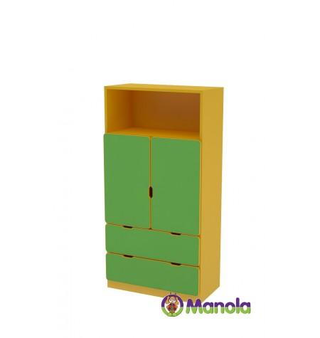 Manola C Sun DM gyerekszoba szekrény