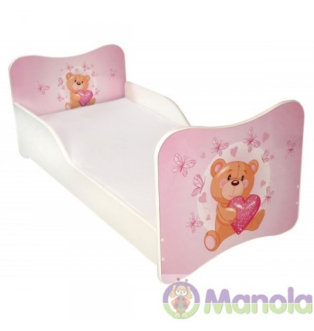 Manola A Teddy maci gyerekágy