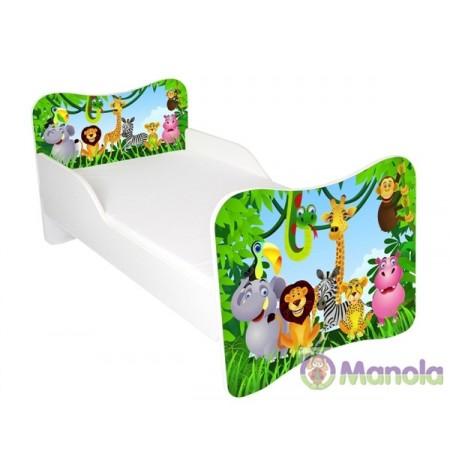 Manola A Zoo gyerekágy
