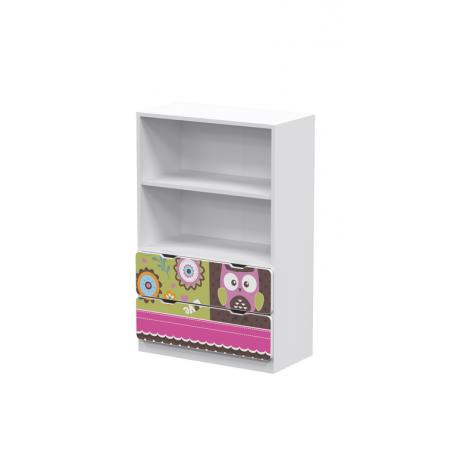 Manola SL bagoly 4 gyerekszoba szekrény