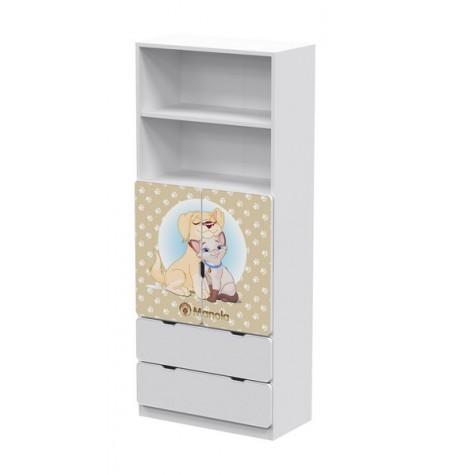 Manola DB Kutyás 5 gyerekszoba szekrény