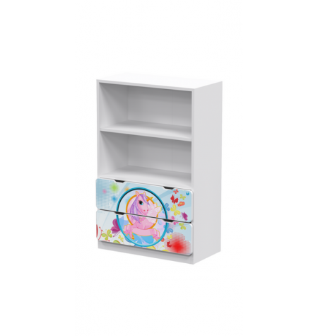 Manola SL Lovas gyerekszoba szekrény