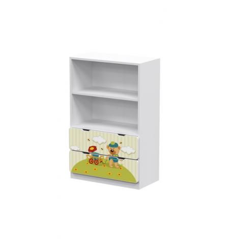 Manola SL Maci gyerekszoba szekrény