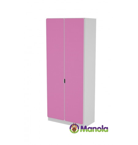 Manola C Pink TB gyerekszoba szekrény