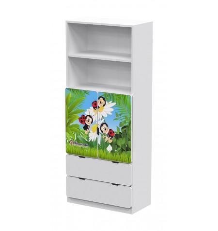 Manola DB Katicás gyerekszoba szekrény