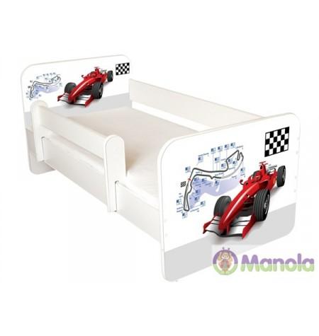 Manola B Formula gyerekágy levehető leesésgátlóval